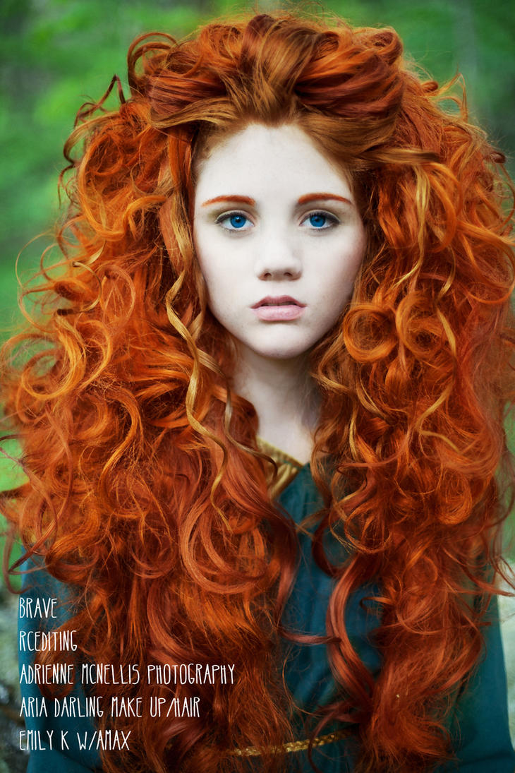 Brave by thexlookingxglass