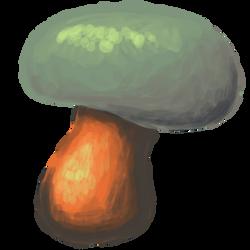 mushroom by impossible-fox