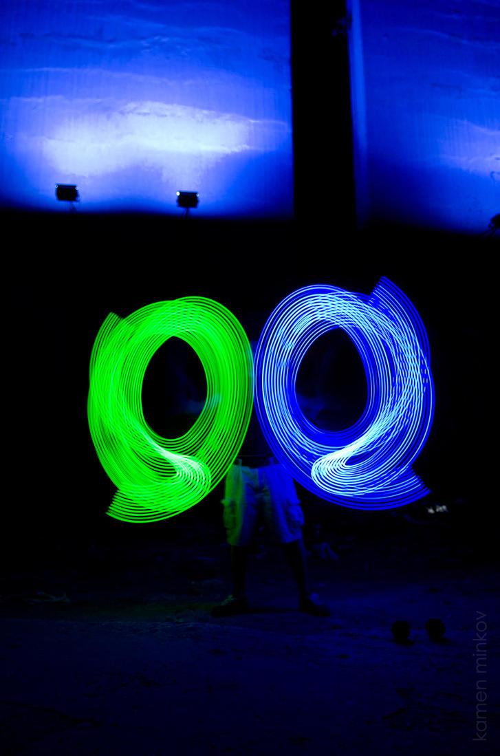 Glow by in-mono