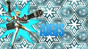 Aigis Wallpaper