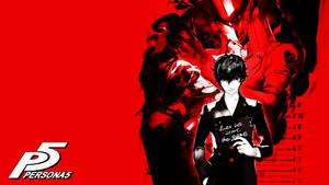 Persona 5 Wallpaper