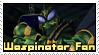 Waspinator stamp by SeishinKibou