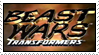 Beast Wars Stamp by SeishinKibou