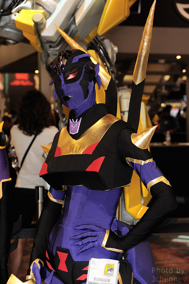 Cosplayer/Costumadier: TF ou autre! A_face_only_Optimus_could_love_by_SeishinKibou
