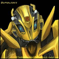 -Bumblebee- by SeishinKibou