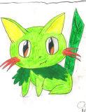 My 1st Fakemon by joyful-melody