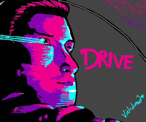Drive on the Drawception website by Vivid-Red
