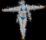 Big Bertha of the BomberFleets