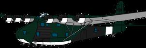 Titania the Me 323 Gigant