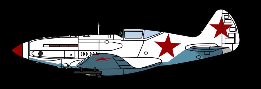 MiG-1 Inbound by KirovRampager