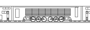 Reichsbahn Multiplex Feight Compound