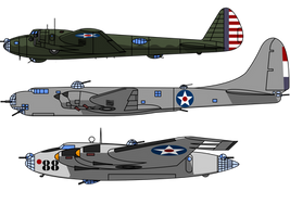 American Little Known Heavyies by KirovRampager