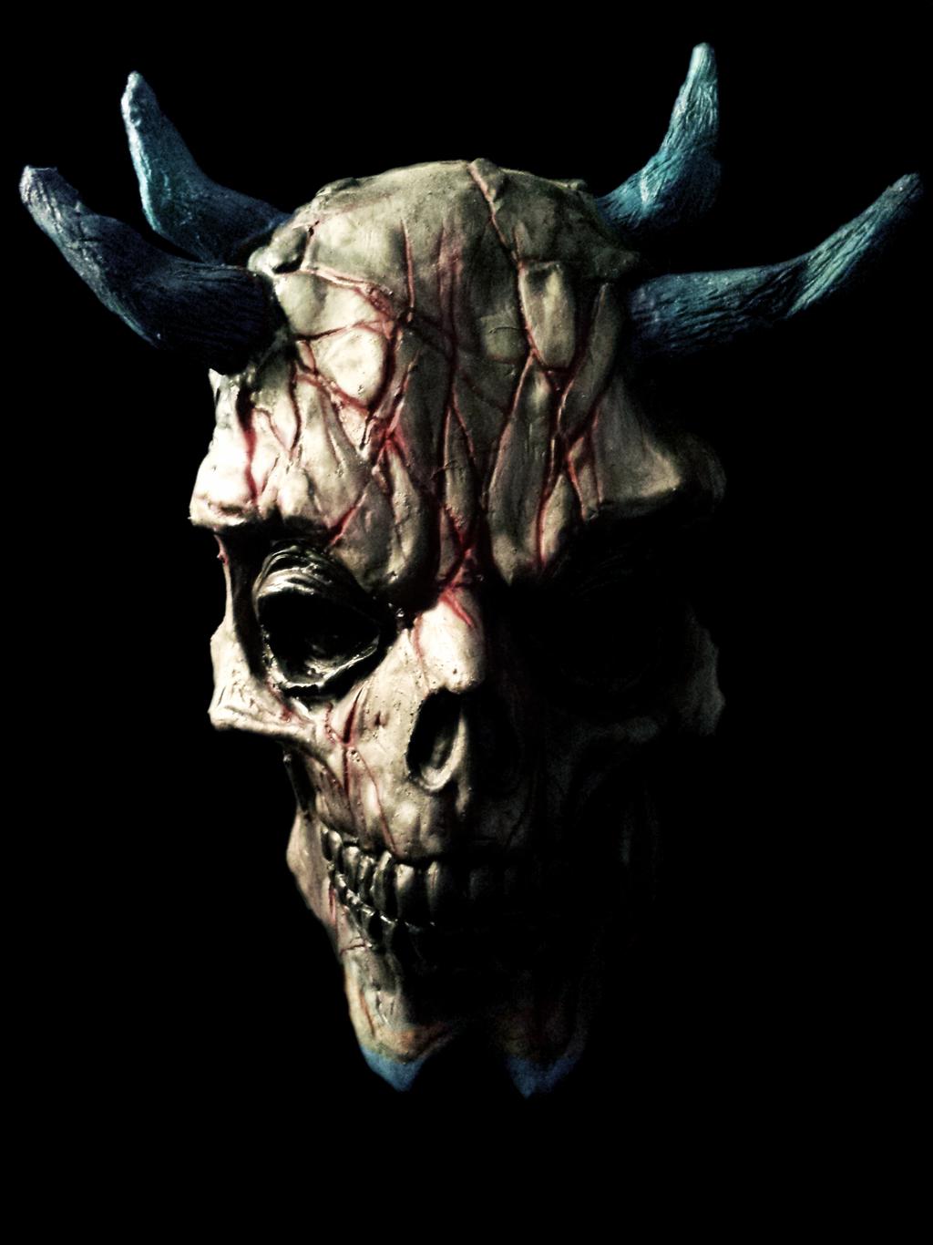 WCD 'Demon Skull' by Death--Blooms on DeviantArt