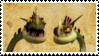 Hideous Zippleback Stamp by ZephiraShadowclaw