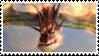 Monstrous Nightmare Stamp by ZephiraShadowclaw
