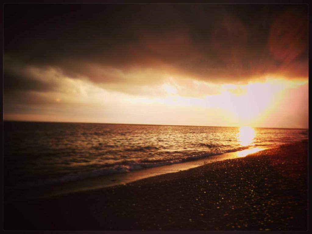 November Sundown by Noxifer