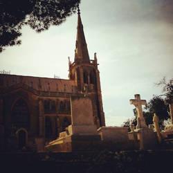 Cemetery by Noxifer
