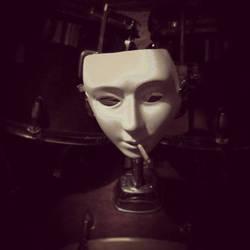 Smoking mask by Noxifer