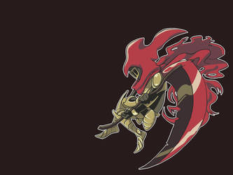 ~Specter Knight~ by Megamario5599