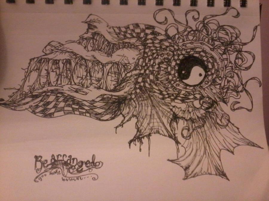 Doodle oodle doo by Breekemtokem