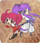 Gakupo and Teto