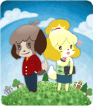 Digby and Isabelle