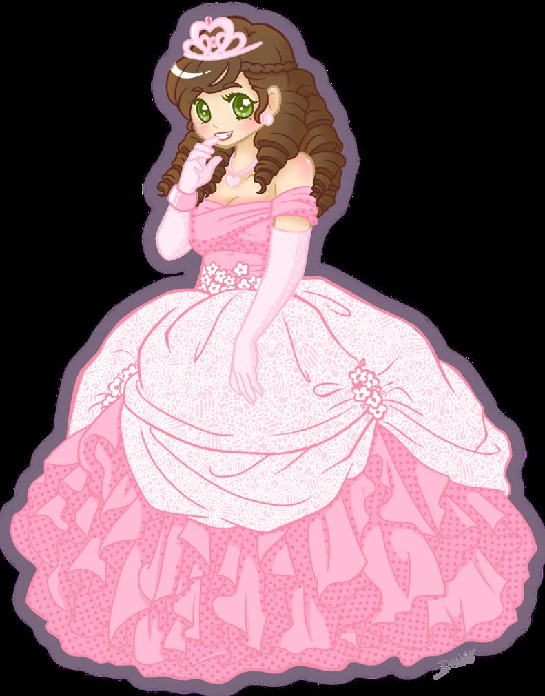 Pink Princess by superdonut