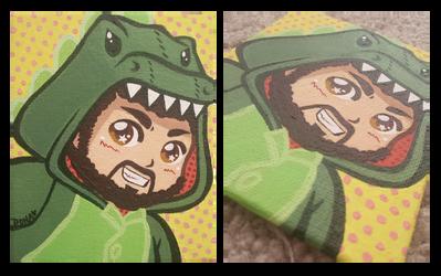 Dino James by superdonut