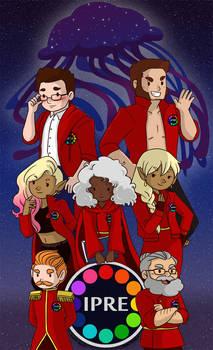 The Adventure Zone - IPRE Crew