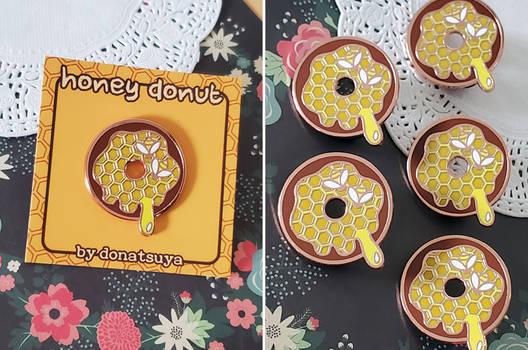 Honey Donut