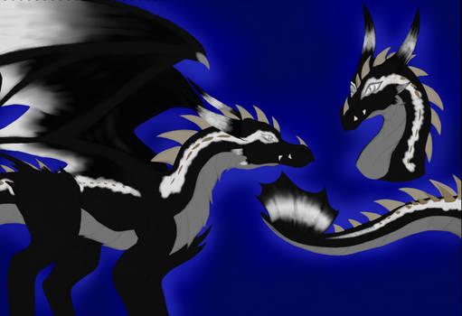 Oreo THE DRAGON, contest entry