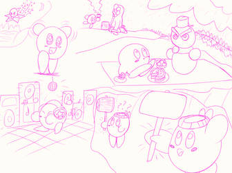 Smooth sketches of Kirby