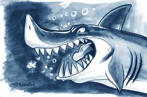 shark bite ooh ah ah by willterrell