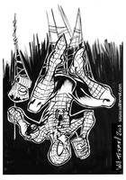spiderman lunch by willterrell