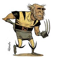 Old Wolverine by willterrell