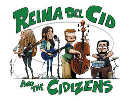 Reina Del Cid and the Cidizens