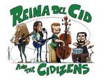 Reina Del Cid and the Cidizens