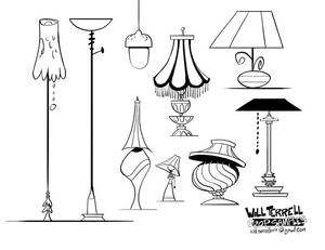 Prop-designs Lamps