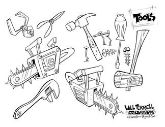 Prop-designs Tools by willterrell