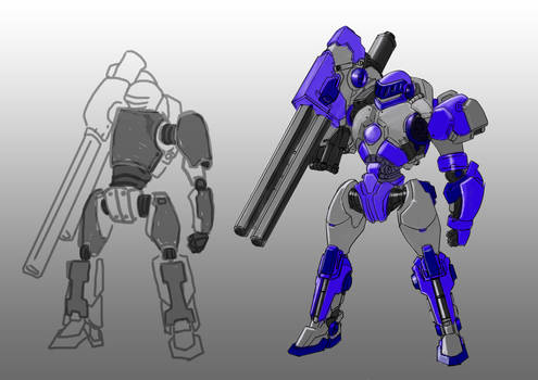 Bot27 sketch redesign