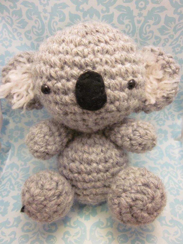 Koala Amigurumi by Spudsstitches on DeviantArt