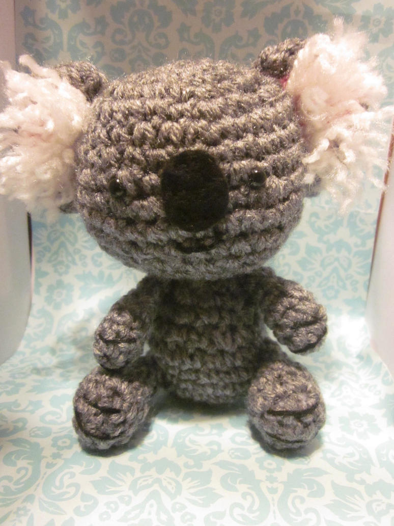 Kawaii Koala Amigurumi Doll by Spudsstitches on DeviantArt