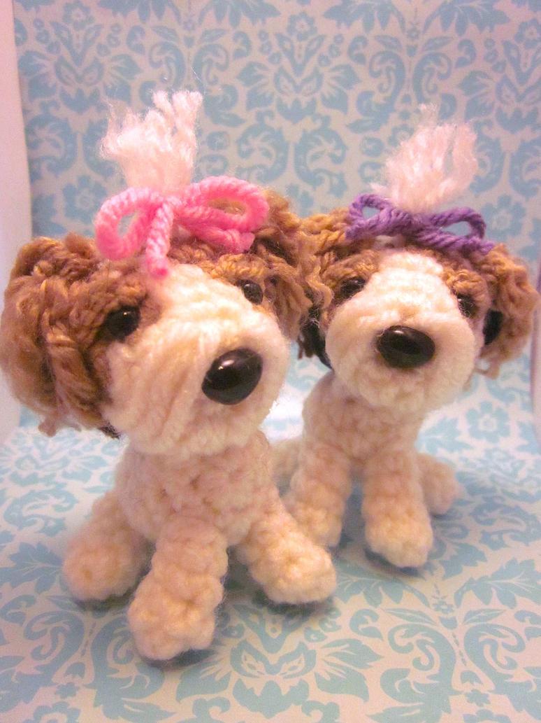 Shih Tzu Amigurumi Crochet Dogs by Spudsstitches on DeviantArt