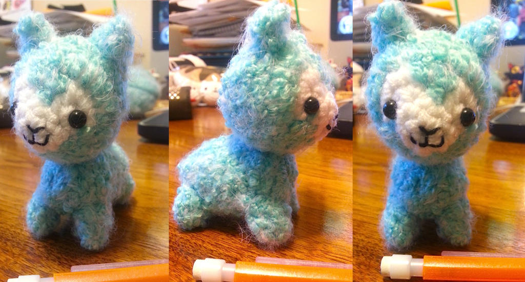 Arpakasso Alpaca Llama Amigurumi by Spudsstitches on ...