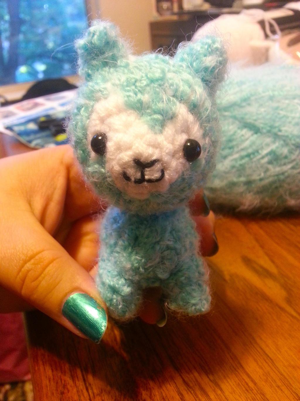 Amigurumi Alpaca : Arpakasso Alpaca Llama Amigurumi 2 by Spudsstitches on ...