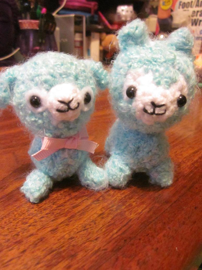 Baby Arpakasso Alpacasso Alpaca Llama Amigurumi 2 by ...