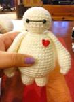 Baymax Big Hero 6 Amigurumi Crochet Doll