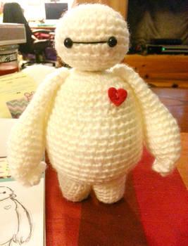 Baymax Big Hero 6 Amigurumi Crochet Doll 2