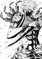 Ninja RPG Character