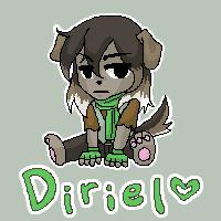 Diriel animation by kchuu